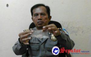 Bawa Sabu, Warga Batuputih Sumenep Ditangkap Polisi
