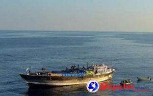 Forpimka Akhirnya Jembatani Penangkapan Perahu