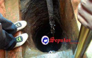 Nyebur Sumur Sedalam 12 Meter, Warga Bluto Sumenep Tewas