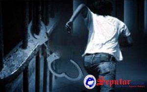Tahanan Polsek Dasuk Dikabarkan Melarikan Diri