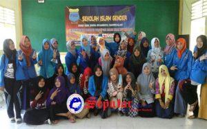 Korp PMII Putri Bangkalan Bahas Gender Dalam Persepektif Islam