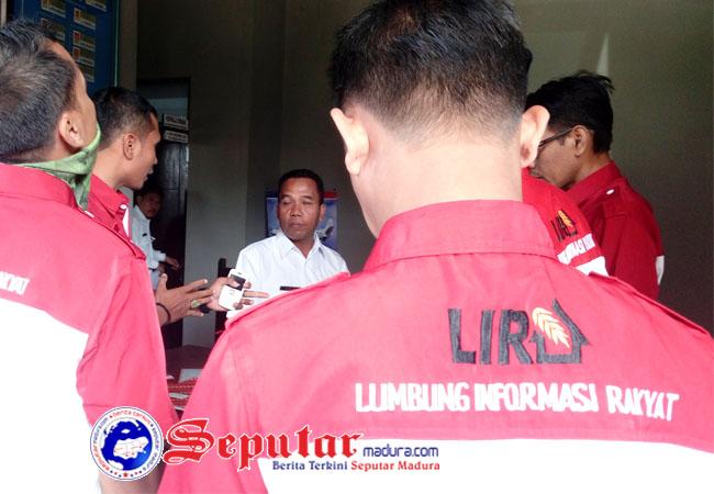 Disinyalir Pungli dan Fiktif Bupati Lira Sumenep Ngamuk di Kantor Ketapang dan Peternakan