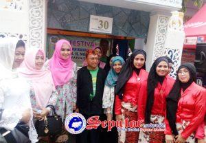 Ikut Festival Sate Gajah RSUD dr Moh Anwar Sumenep Suguhkan Sate Sehat